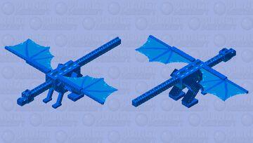 Seawing Minecraft Mob Skin