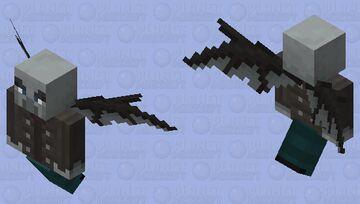 Illager Vex Minecraft Mob Skin