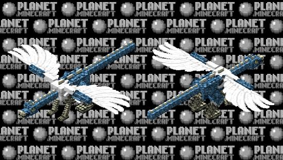 Dragon Skin based on Art Challenge Minecraft Skin