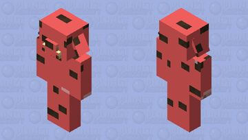 failled experience Minecraft Mob Skin