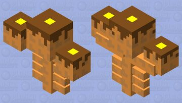 waffle wither (contest) Minecraft Mob Skin