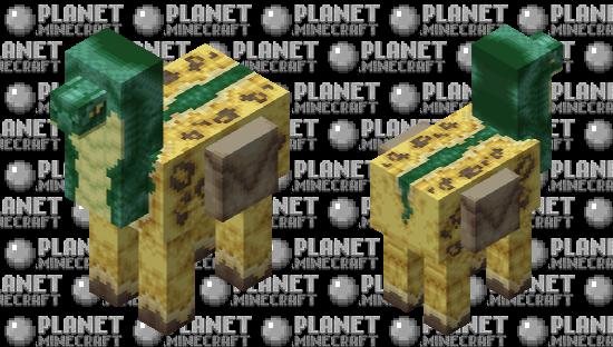 Questing Beast Minecraft Skin