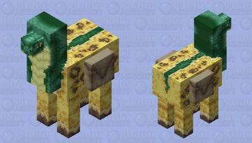 Questing Beast Minecraft Mob Skin