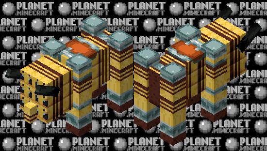 Bavager (Alt version in description) Minecraft Skin