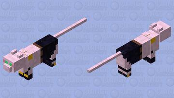 Killer Queen (JJBA) Minecraft Mob Skin
