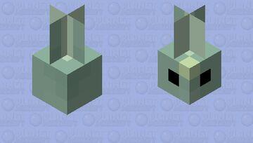 Hollow Knight Grub...As A fishing bobber. Minecraft Mob Skin