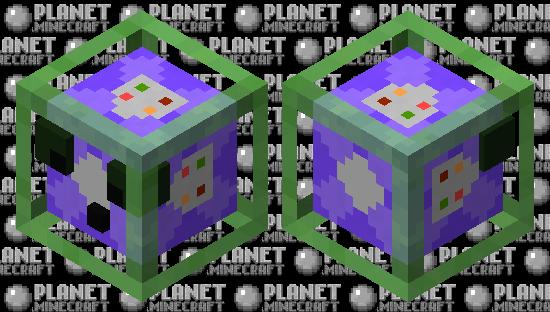 Redstone Slime Minecraft Skin