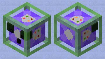 Redstone Slime Minecraft Mob Skin