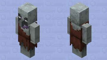 Geomancer MCD Minecraft Mob Skin