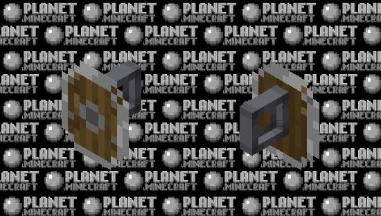 Round Buckler Minecraft Skin
