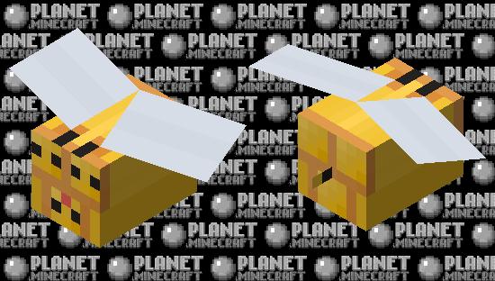 Combee Minecraft Skin