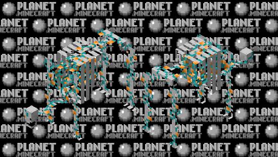 Warped Gashadokuro Minecraft Skin