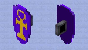 Terraria | Ankh Shield Minecraft Mob Skin