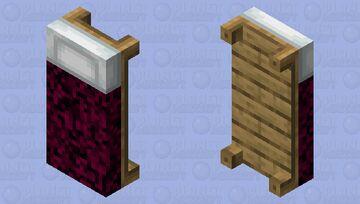 Eynnom's Bed I Minecraft Mob Skin