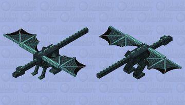 Old mystical dragon Minecraft Mob Skin
