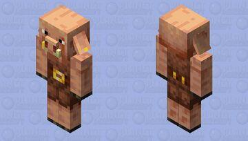 Piglin alternative Minecraft Mob Skin