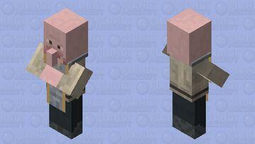 Star Wars: Unkar Plutt Minecraft Mob Skin