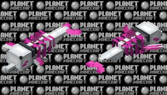 Plasma Dolphin Minecraft Skin