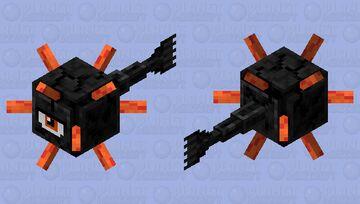 Fan art for myself Minecraft Mob Skin