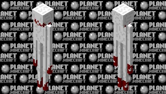 SCP 096 Minecraft Skin