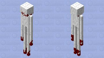 SCP 096 Minecraft Mob Skin
