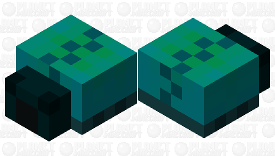 blue beetle Minecraft Skin