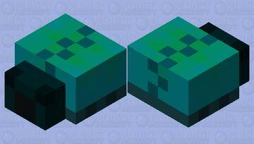 blue beetle Minecraft Mob Skin