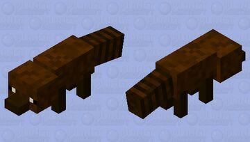 Platypus Minecraft Mob Skin