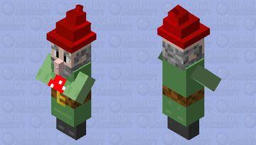 Gnome Minecraft Mob Skin