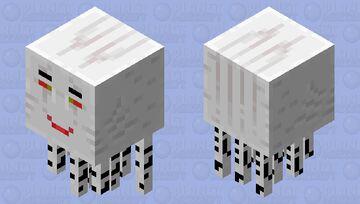 Happy Ghasty Minecraft Mob Skin