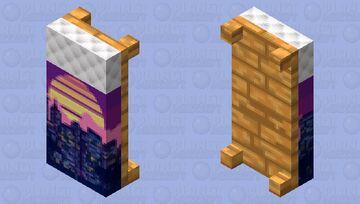 Retro City Minecraft Mob Skin