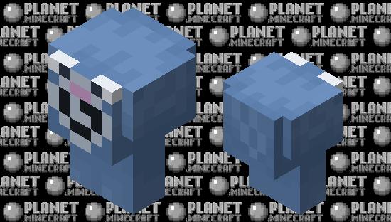 Poliwag Minecraft Skin