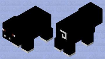 possessed pig Minecraft Mob Skin