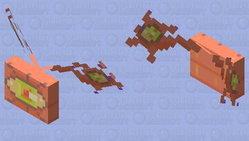 sahaquiel Minecraft Mob Skin