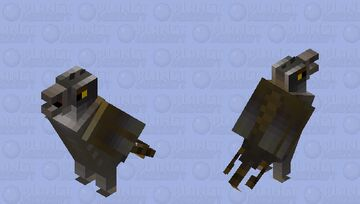 Yi qi Minecraft Mob Skin