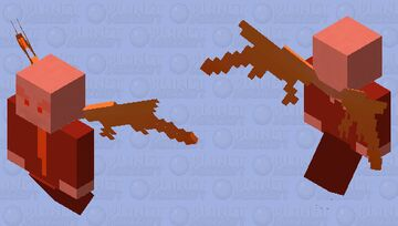 Totem Vex - Charged Minecraft Mob Skin