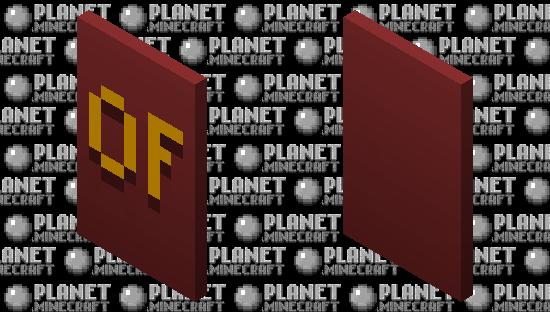 Optifine Cape (Free) Minecraft Skin