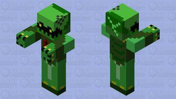 Screwdriver Heartless (Kingdom Hearts 1) Minecraft Mob Skin