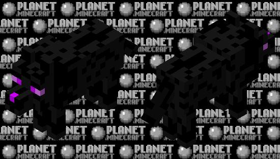 Ender Dog Minecraft Skin