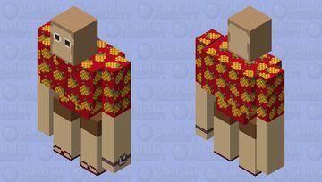 Big boy soup Minecraft Mob Skin