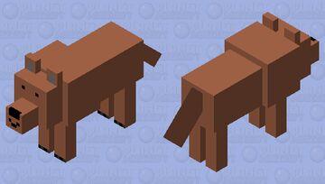 Super bad dog skin Minecraft Mob Skin