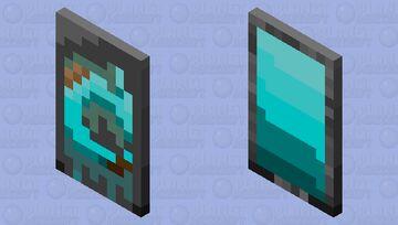 Soul Sand Mojang Cape Minecraft Mob Skin