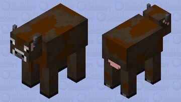 I Like This Cow Minecraft Mob Skin
