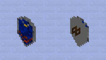Link's Shield(Hylian shield) Minecraft Mob Skin