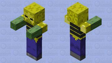Honey head Minecraft Mob Skin