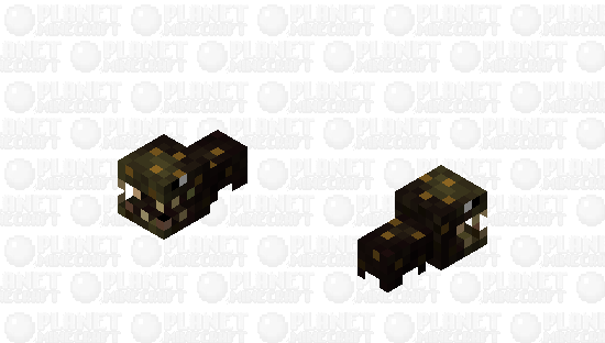 The great hunger/baby (fan mob-skin for Yoler_Toons and Xillager) Minecraft Skin