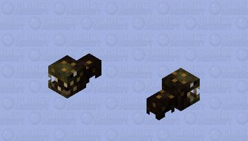 The great hunger/baby (fan mob-skin for Yoler_Toons and Xillager) Minecraft Mob Skin