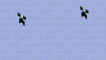 Creeper: HARDCORE MODE Minecraft Mob Skin