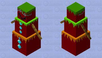 spring grass-e-nam (the bees knees) Minecraft Mob Skin