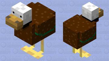 duck Minecraft Mob Skin